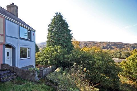 2 bedroom semi-detached house for sale - Brynrefail, Caernarfon, Gwynedd, LL55