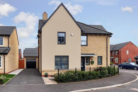 4 bedroom detached house for sale - Irwell Mews, Clitheroe, BB7 2FR