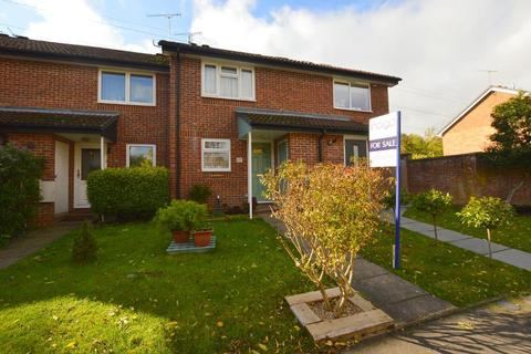2 bedroom terraced house for sale - Oregon Way, Barton Hills, Luton, Bedfordshire, LU3 4AP
