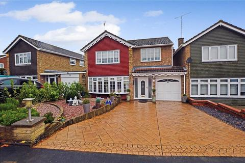 3 bedroom link detached house for sale - Turnpike Drive, Warden Hills, Luton, Bedfordshire, LU3 3RA