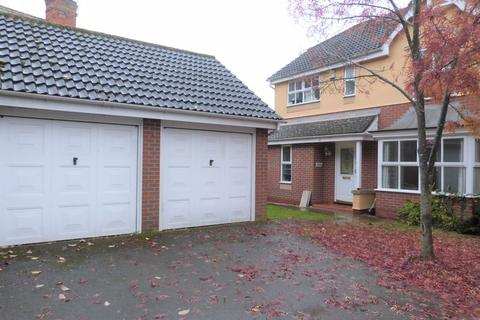 4 bedroom detached house to rent - Melton Road, Leicester