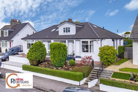4 bedroom semi-detached bungalow for sale - 313 Kings Park Avenue, Rutherglen, Glasgow, G73 2AQ