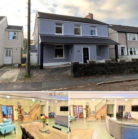 4 bedroom detached house for sale - Oak House, Henfaes Road, Tonna, Neath, SA11 3EZ