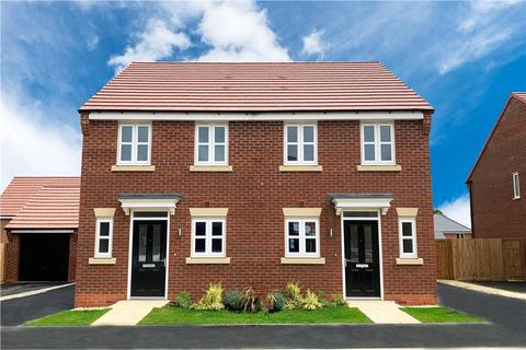 2 bedroom semi-detached house for sale - Plot 84, Beckford at Miller Homes @ Myton Green, Europa Way, Warwick CV34