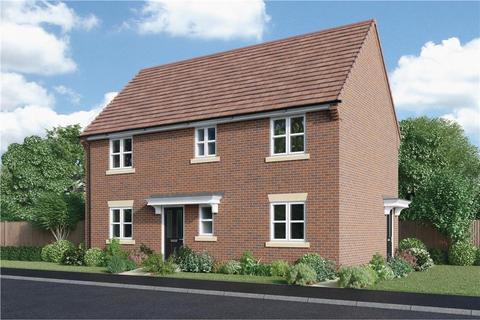 Miller Homes - Miller Homes @ Myton Green - Plot 93, Fairfield at Montgomery Grange, Arras Boulevard, Hampton Magna CV35