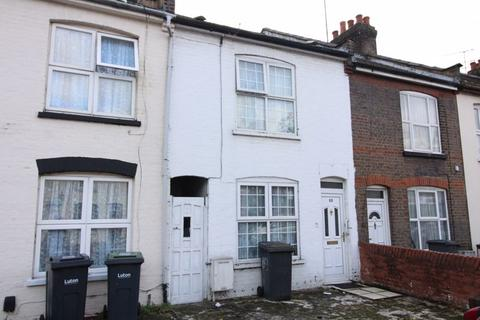 3 bedroom terraced house for sale - CHAIN FREE on Bury Park Road