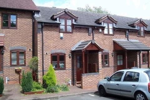 2 bedroom terraced house to rent - Riverside Court, Kings Norton, Birmingham, B38 8AA