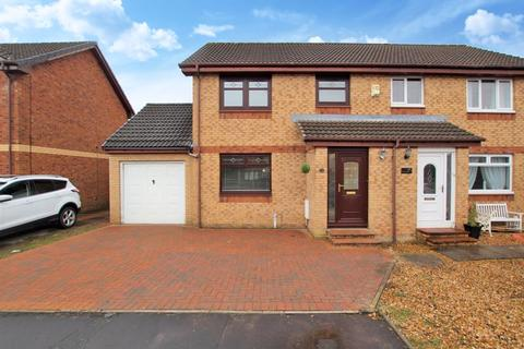 3 bedroom semi-detached house for sale - Sunflower Gardens, Motherwell