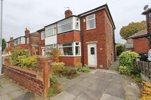 3 bedroom semi-detached house for sale - Maple Avenue, Whitefield, Manchester