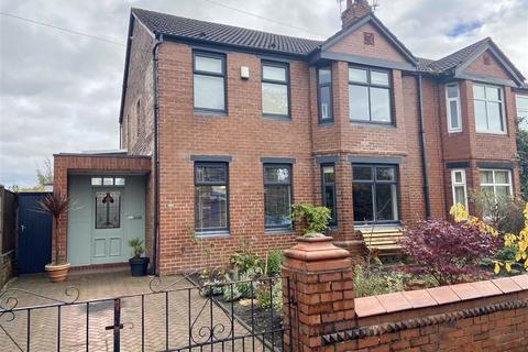 4 bedroom semi-detached house for sale - Egerton Road North, Chorlton