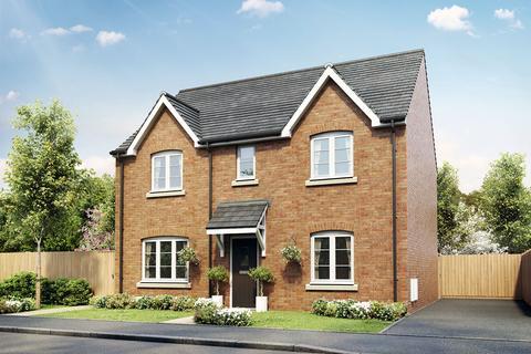 4 bedroom detached house - Plot 55, The Leverton at Perrybrook, Brockworth, Gloucester, Gloucestershire GL3