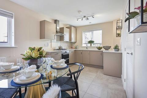 3 bedroom terraced house for sale - Plot 22, The Eveleigh at Archfield, Land to South of Fairclough, Newell Green RG42