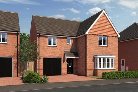 4 bedroom detached house for sale - Plot 104, The Grainger at The Grange, Swindon Road, Wroughton, Wiltshire SN4