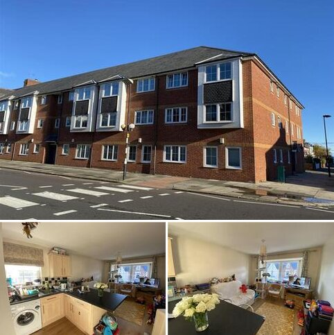 2 bedroom flat for sale - Edwards Road, Whitley Bay