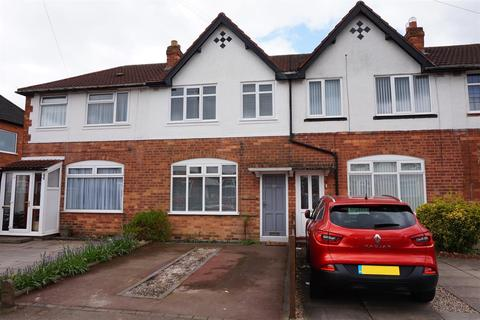 3 bedroom terraced house to rent - Shakespeare Road, Shirley, Solihull, B90 4RL