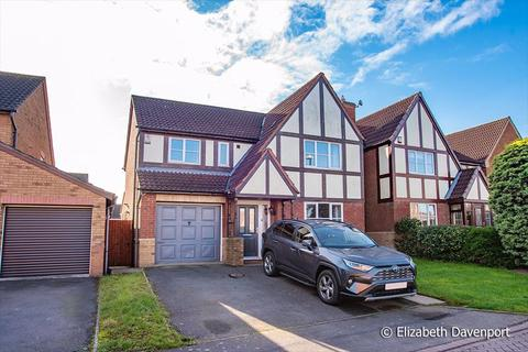 4 bedroom detached house for sale - Dowley Croft, Morrisons Estate, Coventry