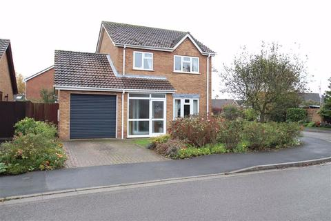 3 bedroom detached house for sale - Vinters Way, Butterwick, Boston