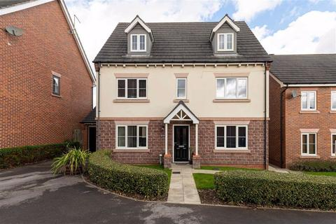 5 bedroom detached house for sale - Chesterton Way, Crewe, Cheshire