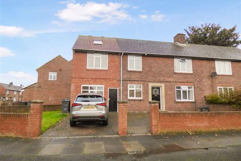 5 bedroom semi-detached house for sale - Monmouth Gardens, Howdon