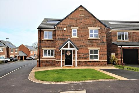 4 bedroom detached house for sale - The Darlings, Hart, Hartlepool