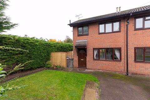 3 bedroom semi-detached house for sale - Wallfields Close, Coole Pilate Nantwich, Cheshire