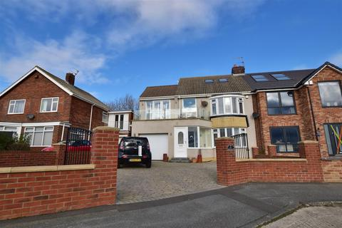 4 bedroom semi-detached house for sale - Markham Avenue, Whitburn, Sunderland