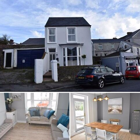 3 bedroom detached house for sale - Frogmore Avenue, Sketty, Swansea