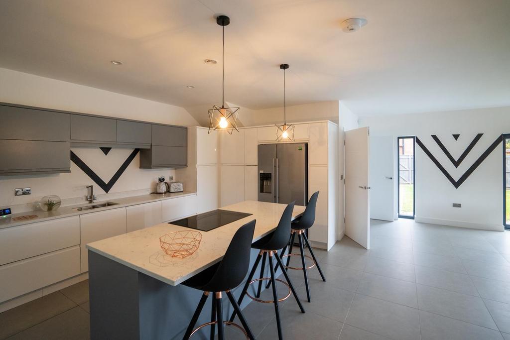 Kitchen / Living / Family Room