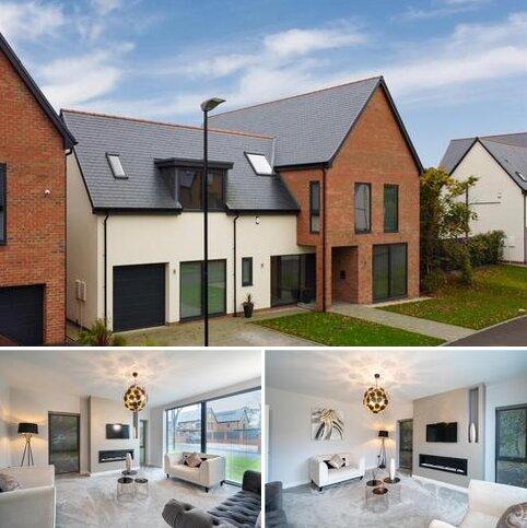 5 bedroom detached house for sale - Belford Close, Ashbrooke, Sunderland