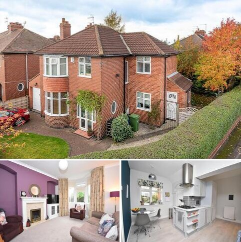 4 bedroom detached house for sale - Rawcliffe Drive, York, YO30 6NT