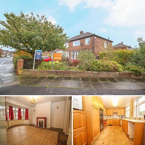 3 bedroom semi-detached house for sale - Queensway, Gosforth, Newcastle Upon Tyne