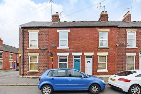 2 bedroom terraced house to rent - Langdale Road, Sheffield, S8
