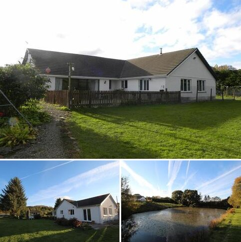 7 bedroom property with land for sale - Ty Mawr, Llanybydder