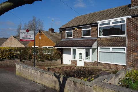 4 bedroom semi-detached house to rent - Marchwood Road, Stannington, S6 5LD