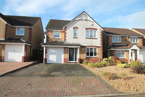 4 bedroom detached house for sale - Badger Lane, Broxburn