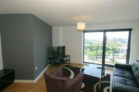 2 bedroom apartment to rent - Skyline, St  Peters Street, LS9