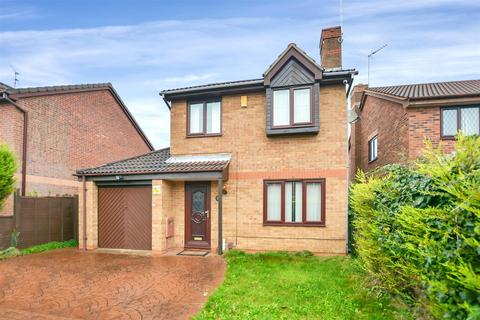 3 bedroom detached house for sale - Woodhall Close, Kirkby-In-Ashfield