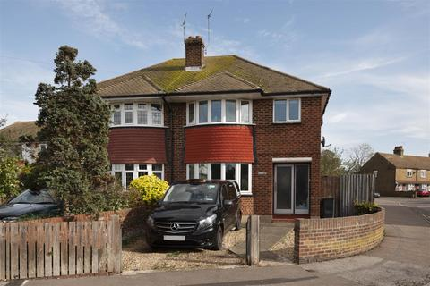 3 bedroom semi-detached house for sale - Norman Road, Broadstairs