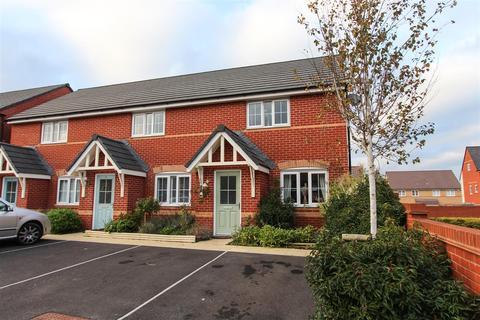 2 bedroom end of terrace house for sale - Woodpecker Close, Keynsham, Bristol