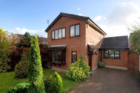 3 bedroom detached house for sale - Bramshill Close, Birchwood, Warrington, WA3