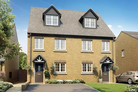 3 bedroom semi-detached house - The Alton G - Plot 142 at Foxley Meadows, Hawling Road YO43