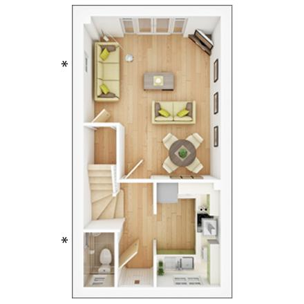 Floorplan 1 of 2: PA25 3 DFP GF Web Image