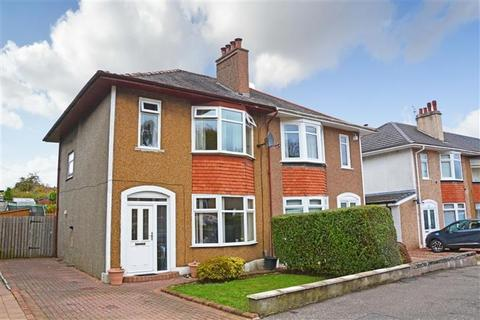 3 bedroom semi-detached villa for sale - Greenwood Road, Clarkston, Glasgow, G76