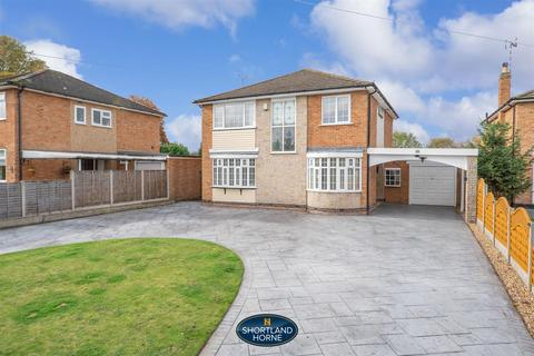 4 bedroom detached house for sale - Stonehaven Drive, Finham, Coventry