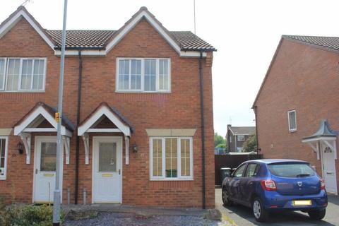 2 bedroom semi-detached house to rent - Chestnut Drive, Stafford, Staffordshire, ST17 9WE