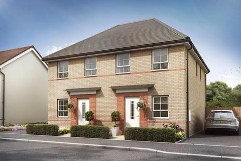 2 bedroom semi-detached house for sale - Plot 133, RICHMOND at Meadowburne Place, St Martins Road, Eastbourne, EASTBOURNE BN22