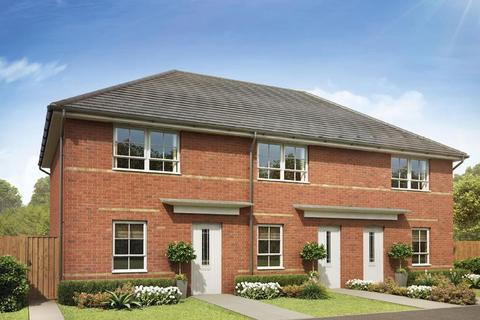 2 bedroom end of terrace house for sale - Plot 96, Kenley at Emberton Grange, Hassall Road, Alsager, STOKE-ON-TRENT ST7