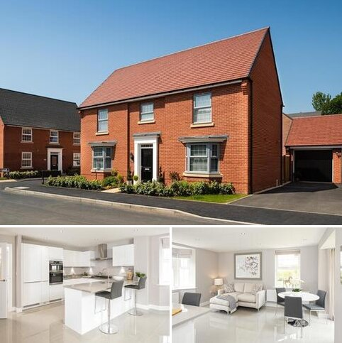 5 bedroom detached house for sale - Plot 186, Henley at Clements Gate, Stoke Road, Poringland, NORWICH NR14