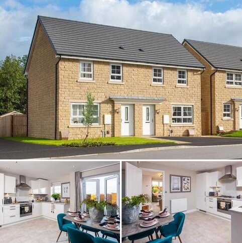 3 bedroom end of terrace house for sale - Plot 39, Maidstone at Spring Valley View, Westminster Avenue, Clayton, BRADFORD BD14