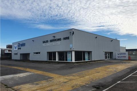 Industrial unit to rent - Vanwise Building, Bircholt Road, Parkwood, Maidstone, Kent, ME15 9XT